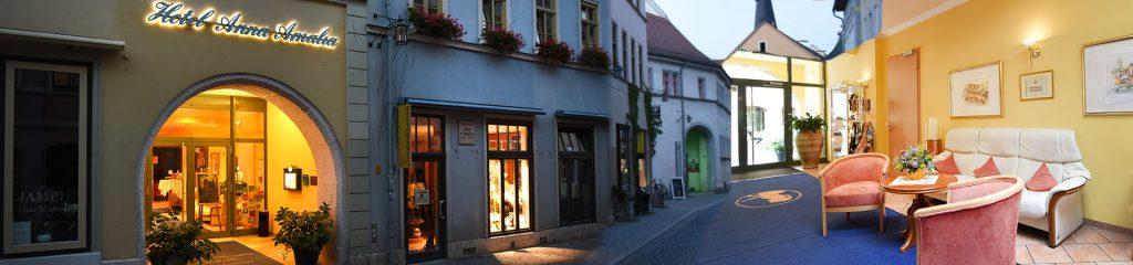 Startseite Hotel Anna Amalia Im Centrum Von Weimar